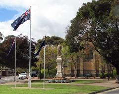Blackwood War Memorial