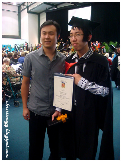 USQ Graduation Ceremony '10: Faculty of Science