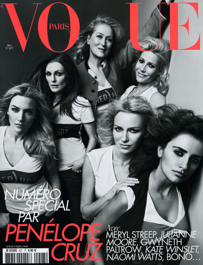 Vogue Paris May 2010