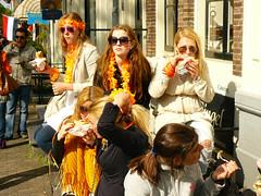 Queensday 2010 In Amsterdam - Food (AmsterSam - The Wicked Reflectah) Tags: girls party music orange holland cute netherlands beautiful sunshine amsterdam happy spring women europe pretty celebration wicked babes nophotoshop lifeisgood oranje 2010 queensday koninginnedag carpediem unedited waterreflections stadsarchief amstersam reflectah amstersm panasonicdmcfz8 amsterdamthebestcityintheworld checkoutmywebsitewwwamstersamcom wickedreflections puddlepictures thewickedreflectah amstersmthewickedreflectah queensday2010amsterdam koninginnedagamsterdam2010