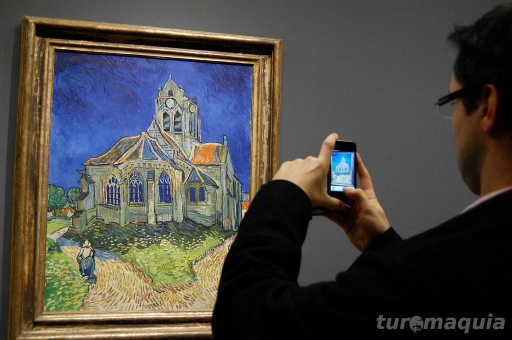 Van Gogh no Museu D`Orsay