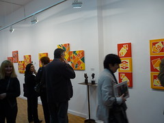 Inauguración Galería O+O