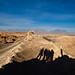 Mirador de la Cordillera de Sal, Chile