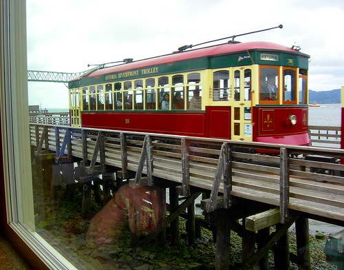 The Trolley that goes by