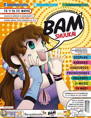 BAM Shuukai 2010