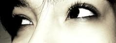 Devi imparare a perdonare te stessa. (Pax93) Tags: brown eye look eyes marroni occhi sguardo silvia glance espressione ciglia