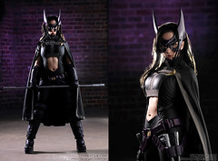 Huntress v2 (A_Riddle) Tags: comics dc costume cosplay batman dccomics huntress