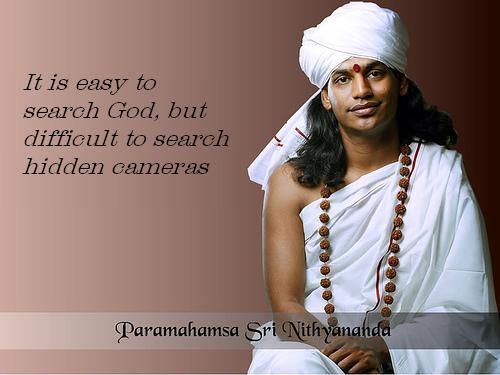 nknew · Swami Paramahamsa Nithyananda