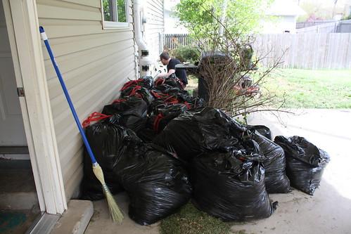 Yard Waste!