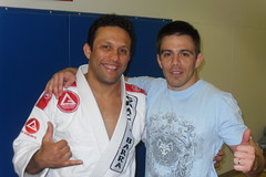 Renzo Gracie and Rodrigo Lopes