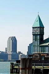 Piering at the city (retrorocketrick) Tags: newyorkcity ny newyork thecity