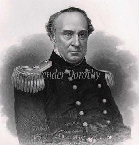 Civil War Major General Henry Wagner Halleck 1863