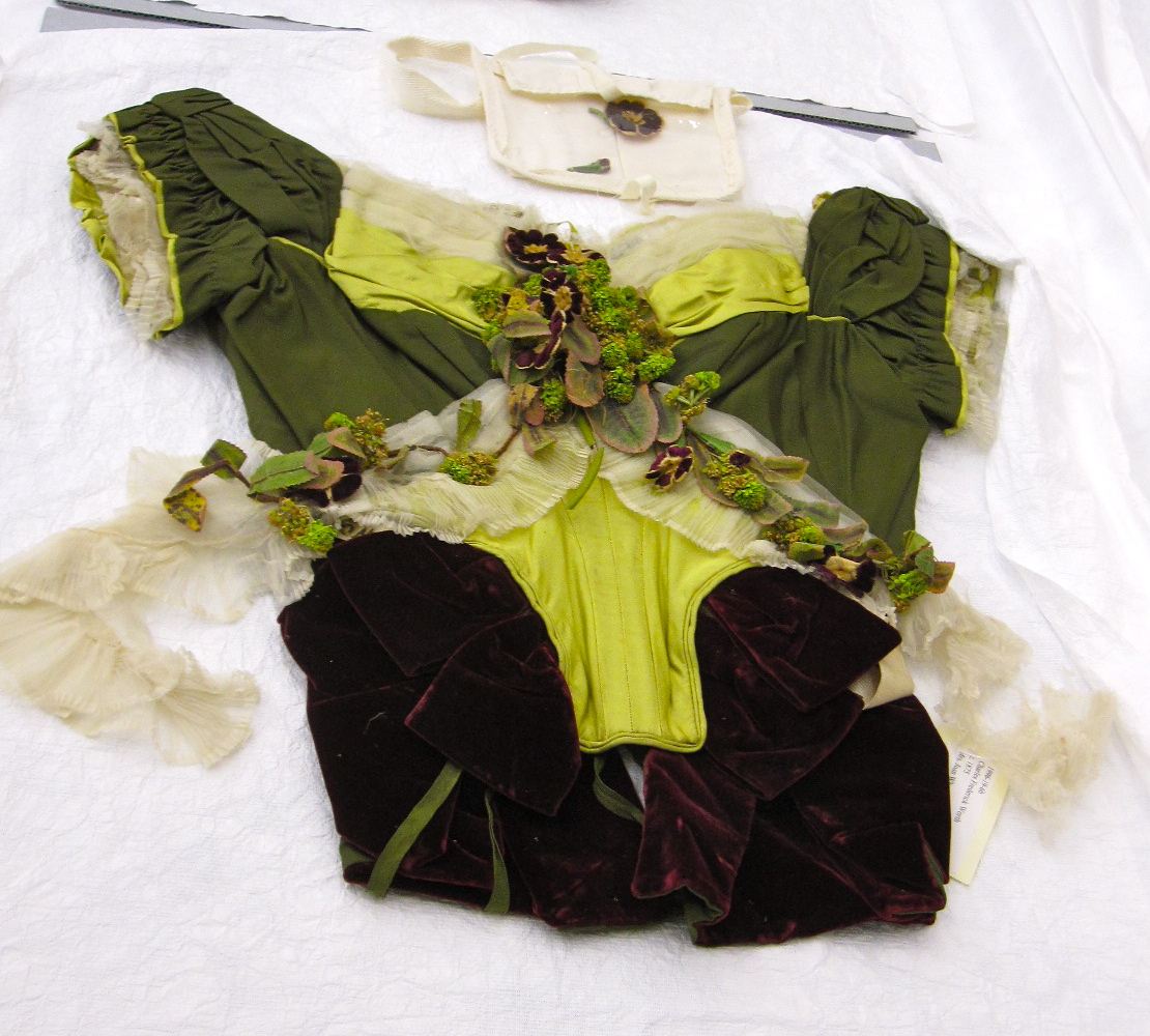 Decorated Bodice