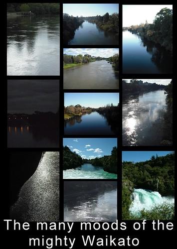 Waikato River, Hamilton New