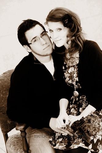 . josh and amanda .