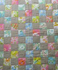 Quilt front (patchandi) Tags: quilt quilting patchwork