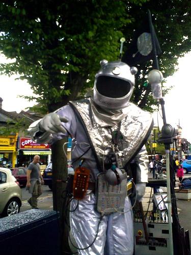 Astronauta gambiológico