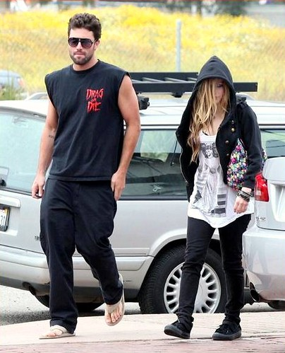 Avril and Brody