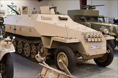 Sd.Kfz.251/1 Ausf D (eugene.photo) Tags: california usa tank armor tanks portolavalley armoredpersonnelcarrier militaryvehicletechnologyfoundation sonderkraftfahrzeug mvtf sdkfz2511ausfd sonderkraftfahrzeug251