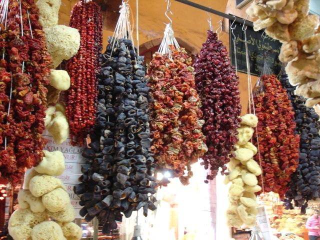 Spice Bazaar: Istanbul