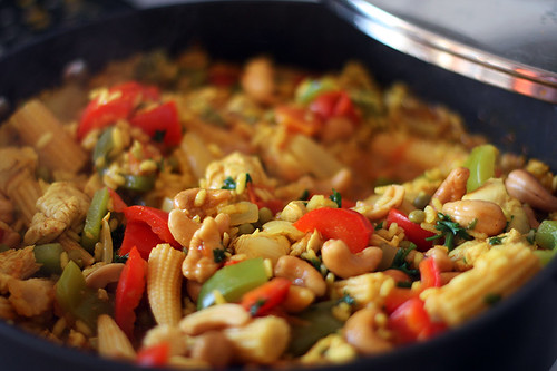 Chicken and Cashew Paella photo 1815168-3