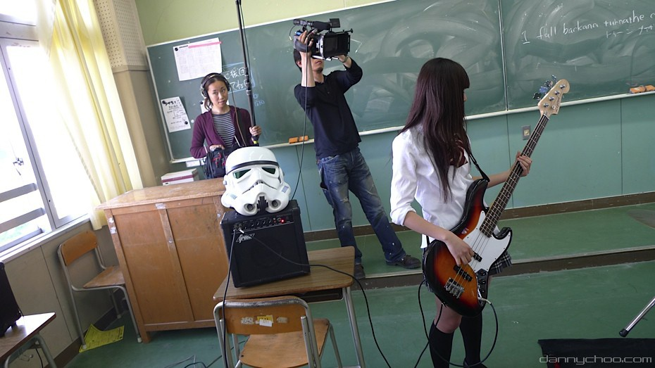 Live Action K-ON!!!