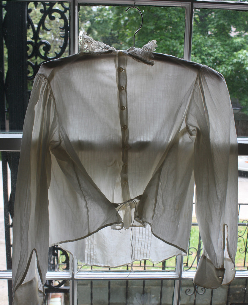 victorian blouse 2