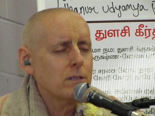 Sankarsana Prabhu visit ISKCON Scarborough -0012 por ISKCON desire  tree.