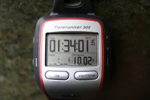 10 miles!