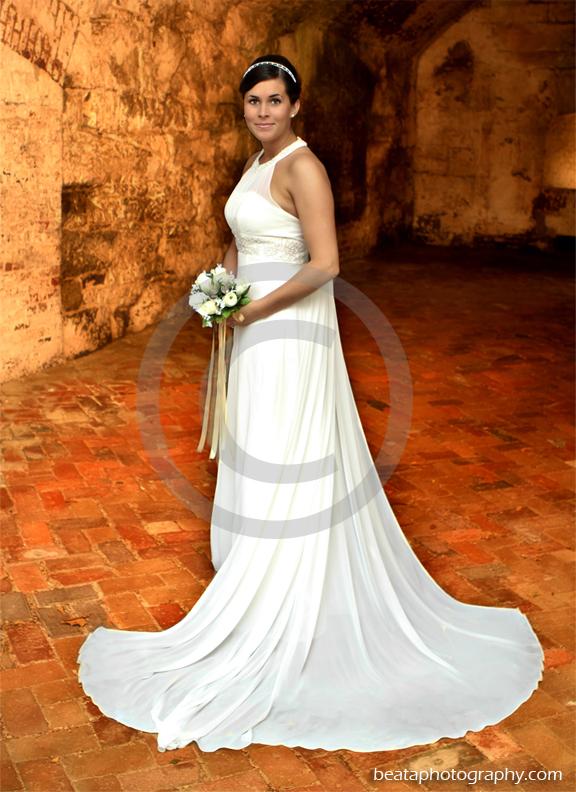 Hannah's Bridal Portrait