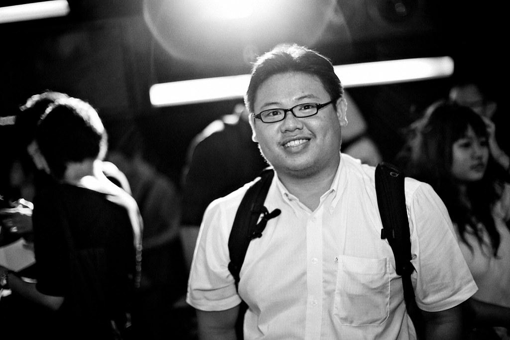 Meet Simon Yam