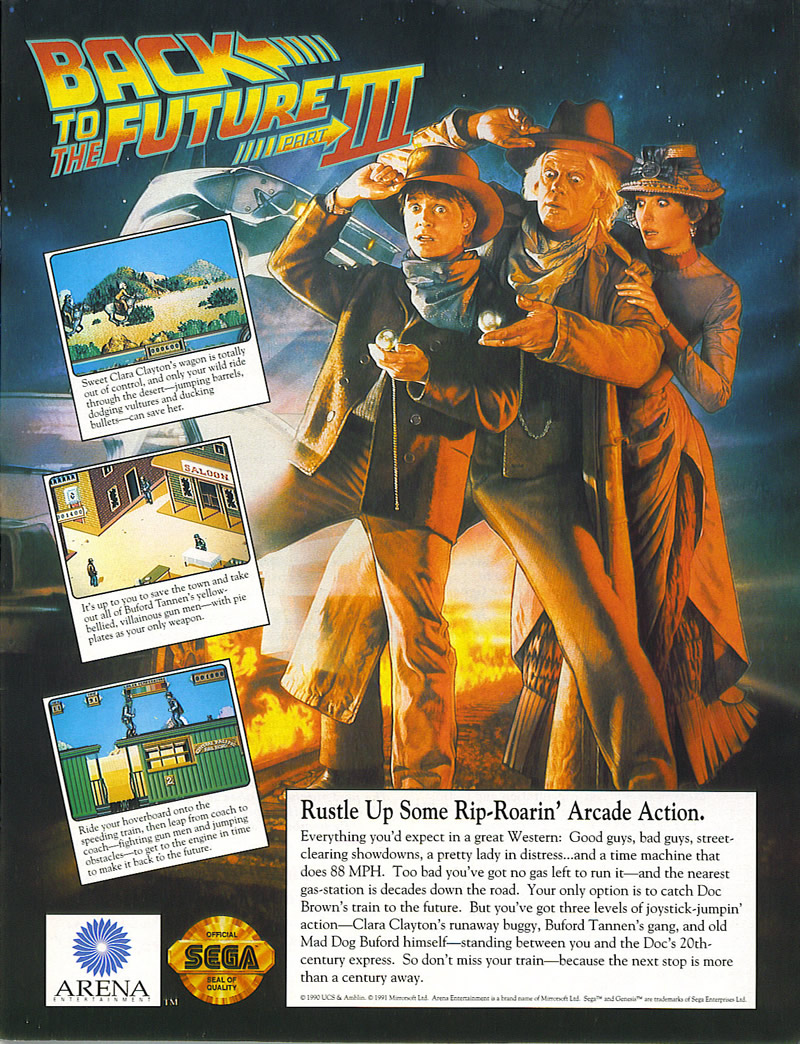 Back to the Future Part III (1990) 4643251662_4d4a2dc927_o