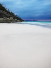 'The 'Finest' of Sands' Australia, Whitsunday Islands, Whitehaven Beach