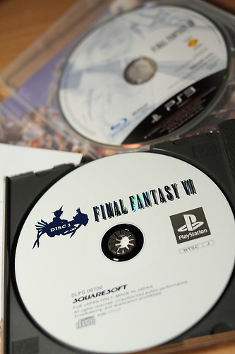 FINAL FANTASY VII & XIII