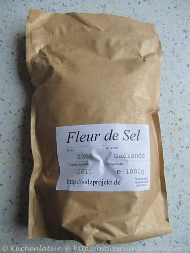Fleur de Sel vom Salzprojekt 001