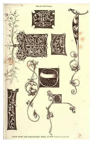 004-SigloXV-The hand book of mediaeval alphabets and devices (1856)- Henry Shaw