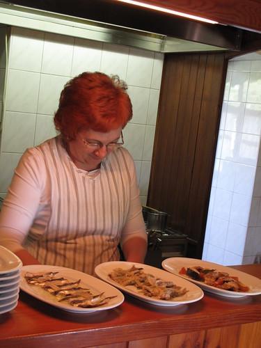 Batelina Restaurant, Istria, Croatia