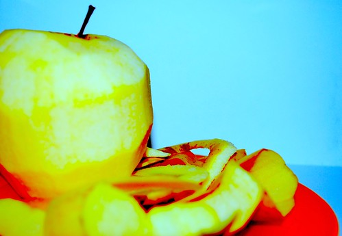 me siento como una manzana