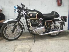 BSA A10 Super Rocket 1959 650cc OHV (Michel 67) Tags: classic vintage motorbike antigua antiguas moto motorcycle ancienne bsa motocicleta motorrad vecchia motocicletta motocyclette clasica vecchie clasicas motociclette motociclete classik motorcyklar motocyklar motociclettas motocicletti