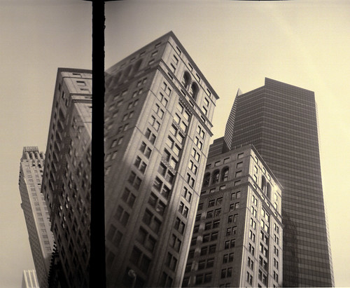New York Diptych