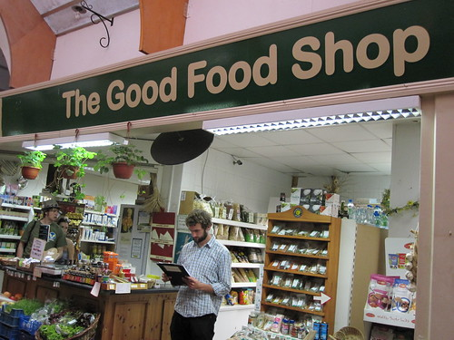 The Good Food Shop