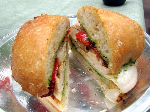PestoChickenSandwich