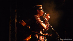 Micah P. Hinson(US) at Flèche d'Or, Paris