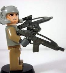Brickarms Review: AC8 (~Entropy~) Tags: lego ninja bap aliens prototype ba v2 spacemarine sniperrifle ppsh ac8 gearsofwar brickarms m4carbine sawnoffshotgun buzzgun apocsmg hcsr tacticalsword cpdw
