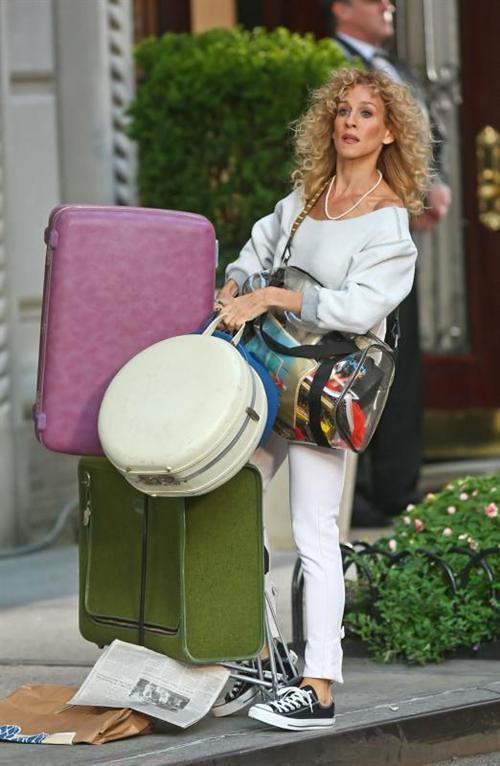 SATC suitcase