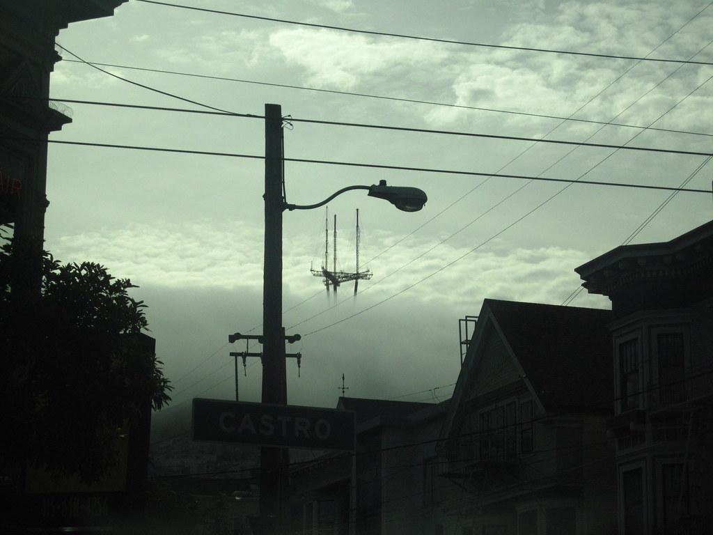 Castro fog