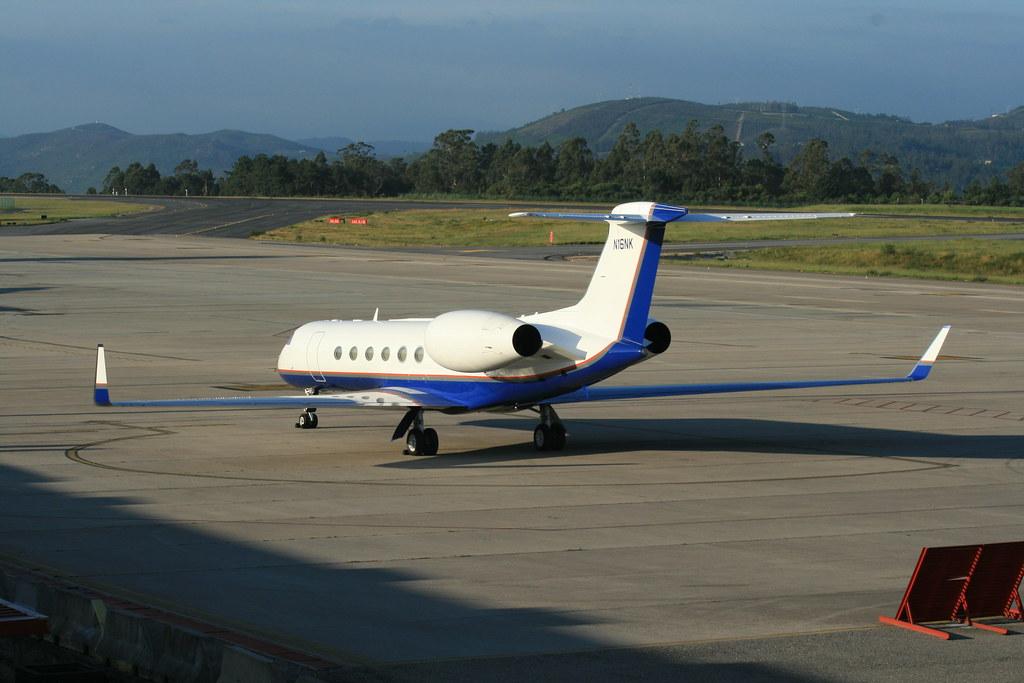 Gulfstream Aerospace G-V