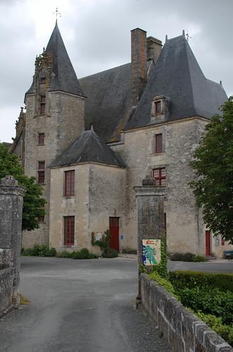 Château de Neuvicq