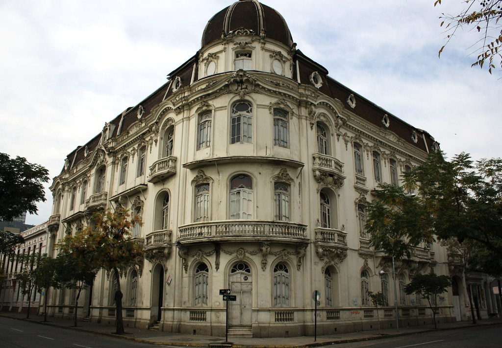 Gran casa en el centro de Santiago, Chile