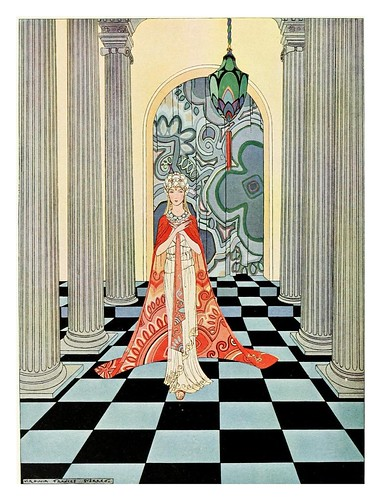 001-El Minotauro-Tanglewood tales 1921- Virginia Frances Sterrett